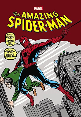 Marvel Masterworks: The Amazing Spider-Man Volume 1 (New Printing) by Stan Lee, ISBN: 9780785191315