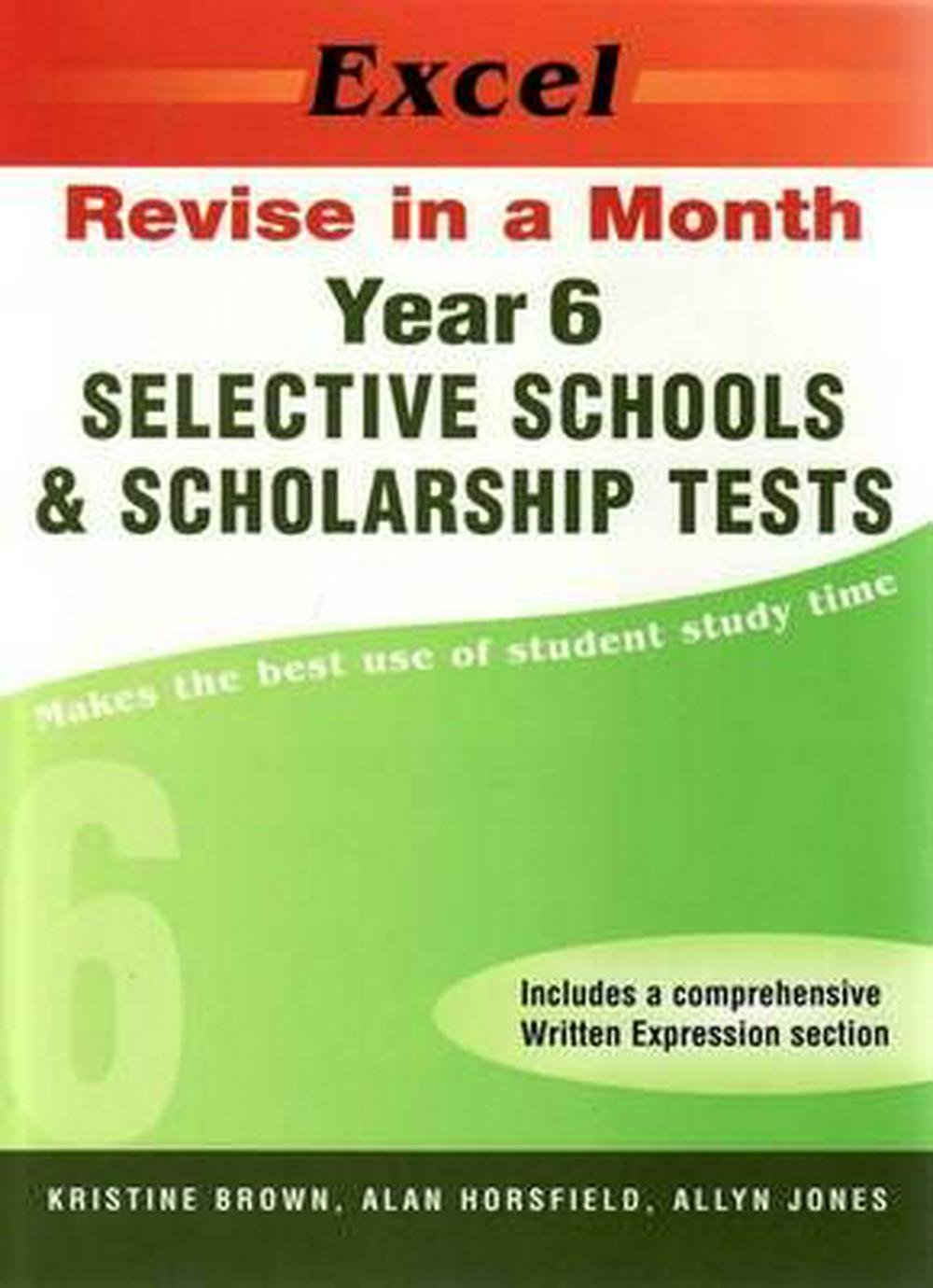 Revise in a Month Year 6 Selective Schools