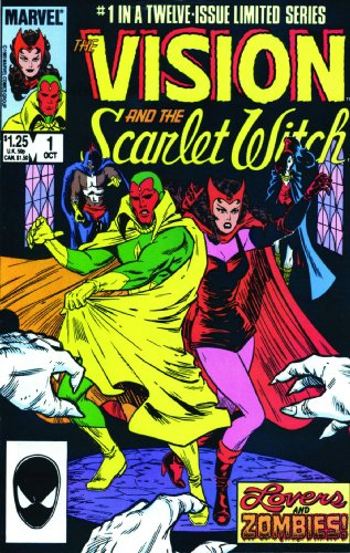 Avengers: Vision and Scarlet Witch - A Year in the Life by Steve Englehart, ISBN: 9780785145080