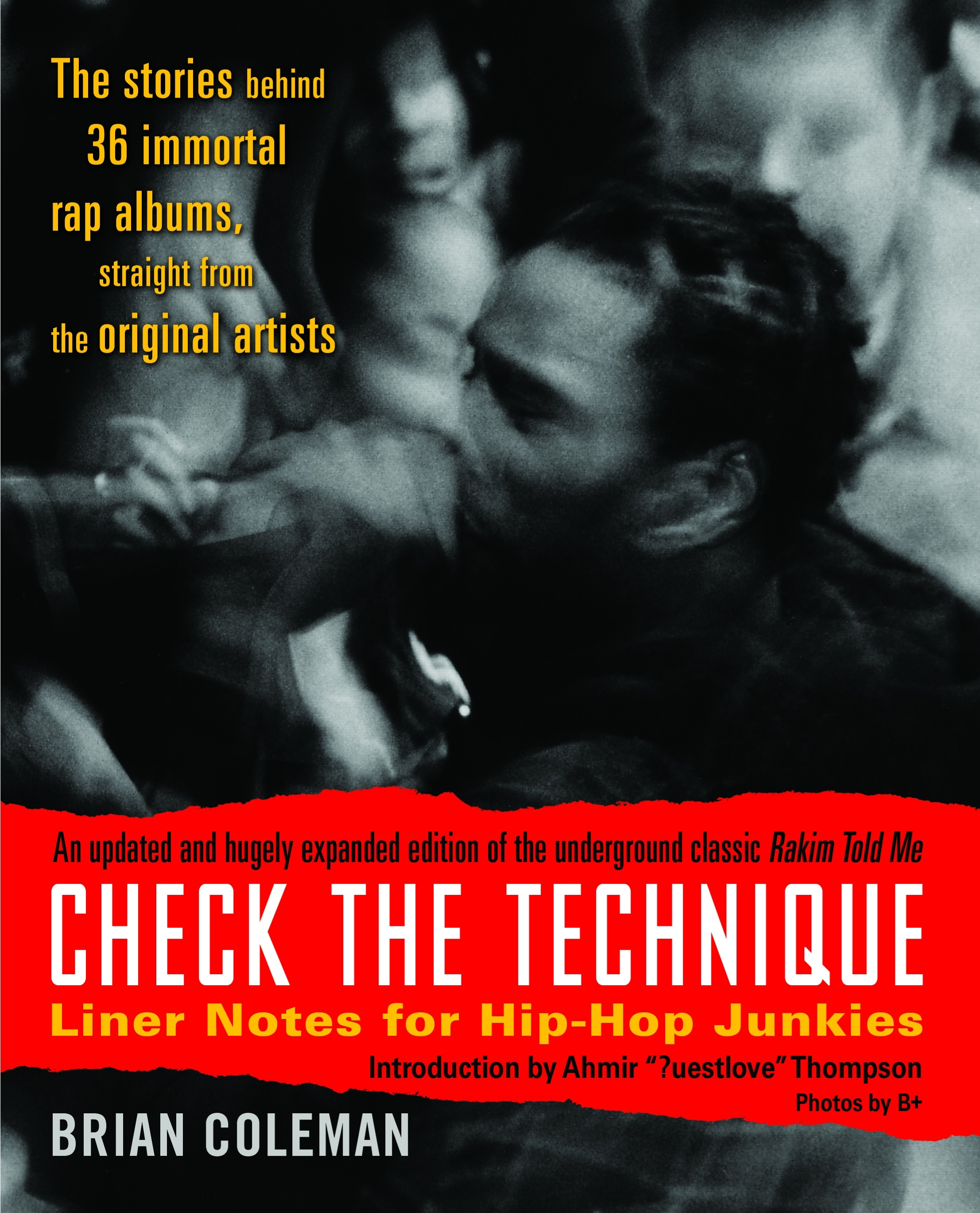 Check The Technique by Brian Coleman, ISBN: 9780812977752