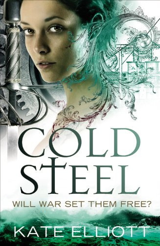 Cover Art for Cold Steel, ISBN: 9780316080903