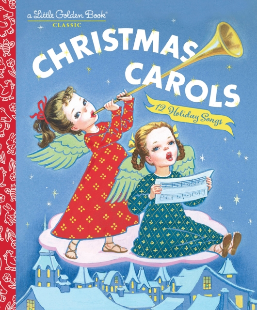 Christmas Carols (Little Golden Book)