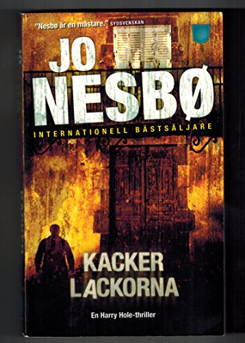 Kackerlackorna (av Jo Nesbo) [Imported] [Paperback] (Swedish) (Harry Hole, 2) by Jo Nesbø, ISBN: 9789185625468