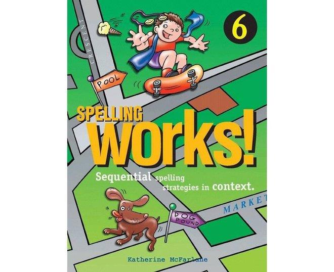 Spelling Works!: Book 6 (Spelling works)