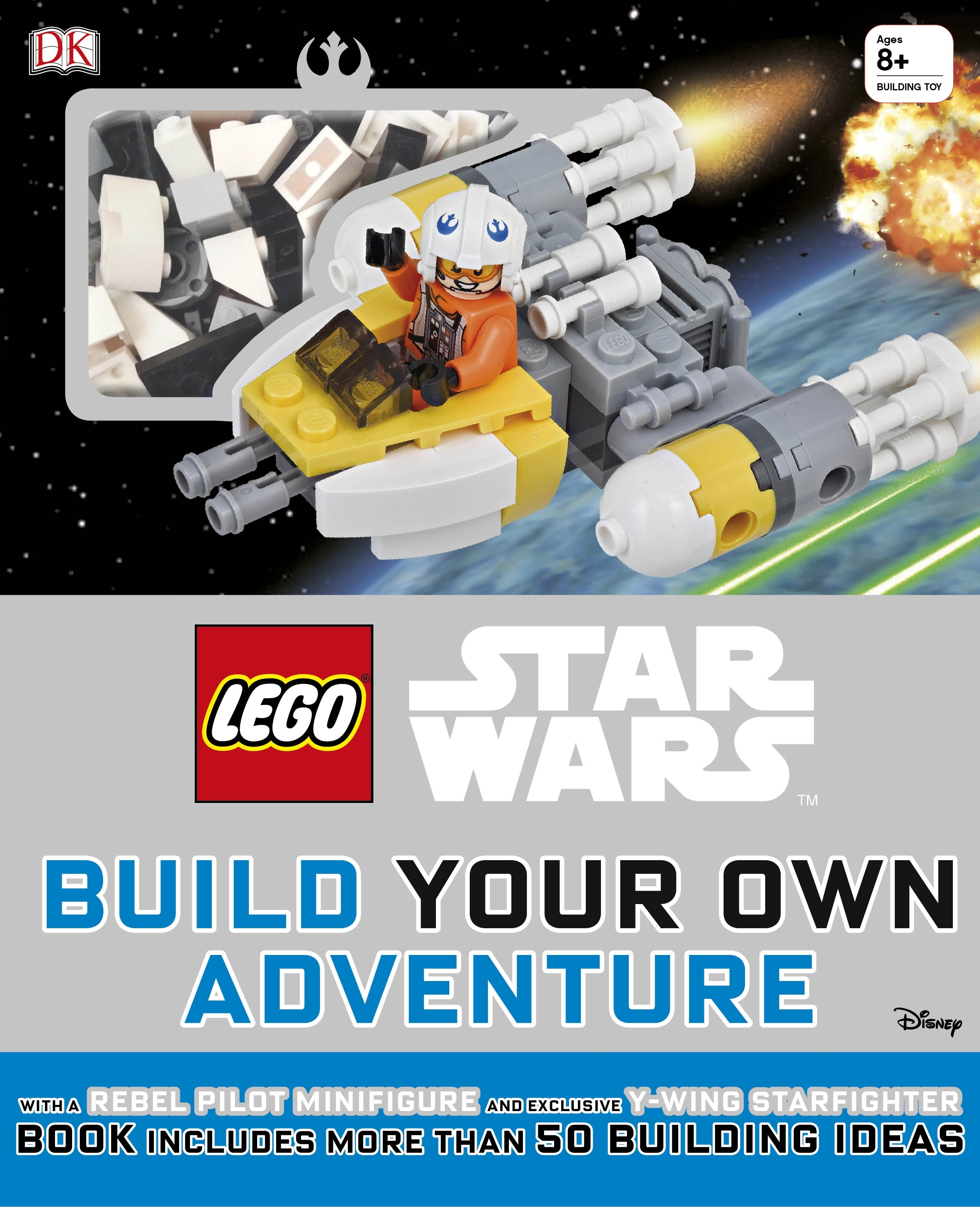 LEGO® SWBuild Own Adventure