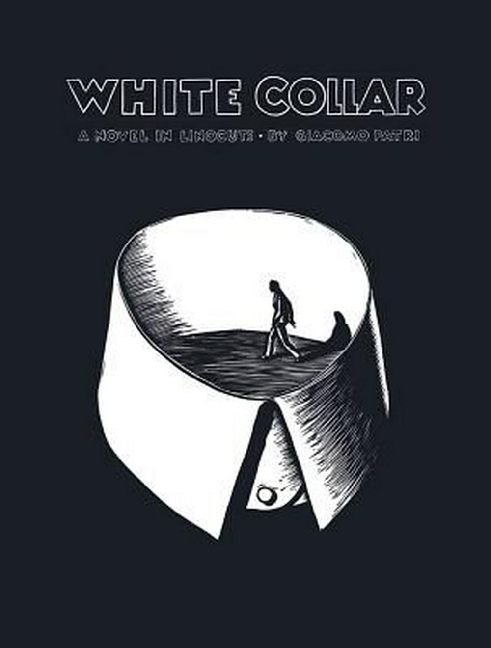 White Collar: A Novel in Linocuts (Dover Graphic Novels)