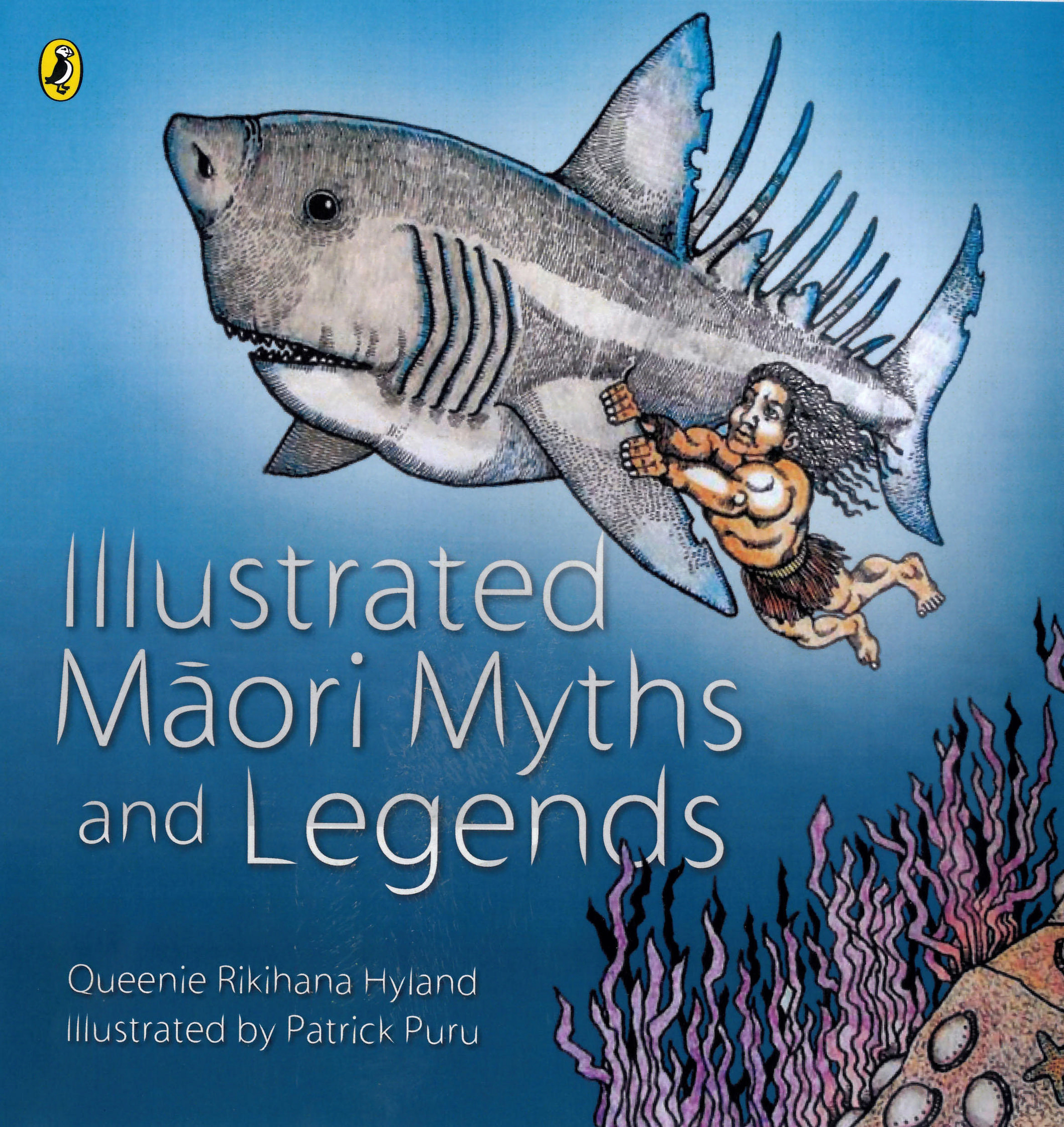 Illustrated Maori Myths and Legends