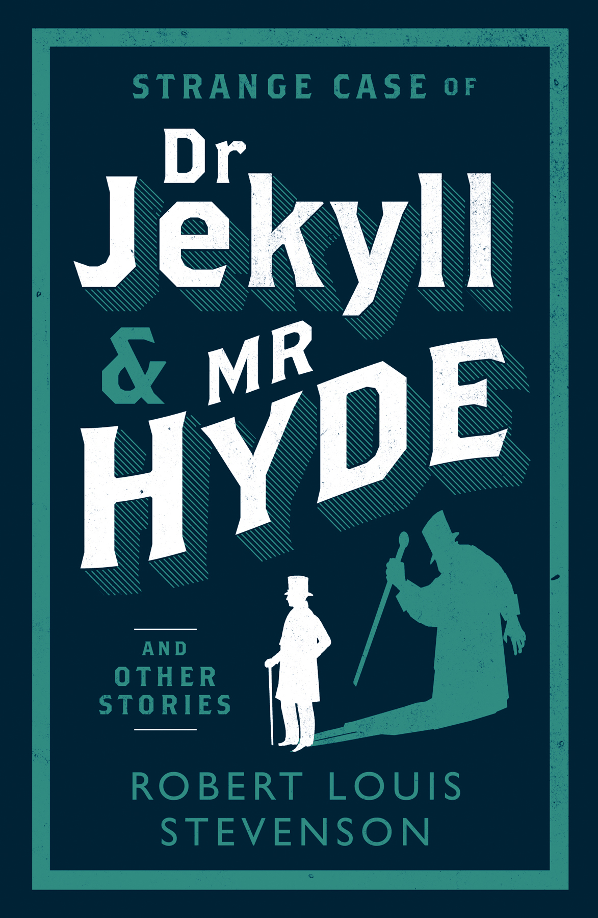 a comparison of dr jekyll and mr hyde two sides of the same character in the novella strange case of Read the excerpt from the strange case of dr jekyll and mr hyde with every day, and from both sides of my intelligence, the moral and the intellectual, i thus drew steadily nearer to that truth, by whose partial discovery i have been doomed to such a dreadful shipwreck: that man is not truly one, but truly two.