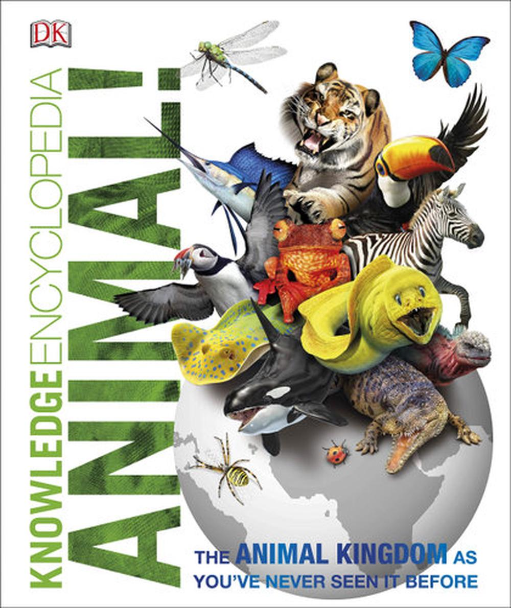 Knowledge EncyclopediaAnimal by Unknown, ISBN: 9780241321324