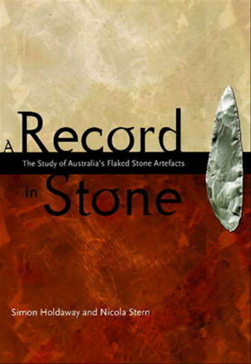 A Record in Stone by Simon Holdaway, ISBN: 9780855754600