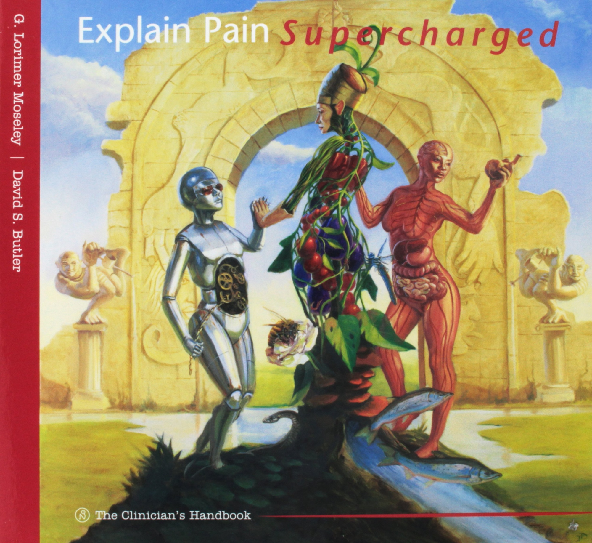 Explain Pain Supercharged by Prof G. Lorimer Moseley and Dr David S. Butler, ISBN: 9780648022701