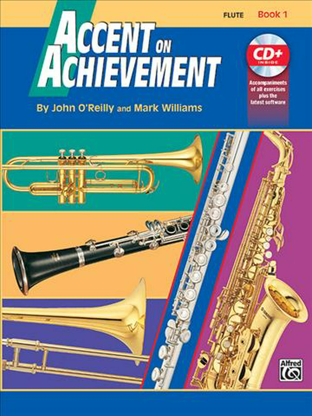 Accent on Achievement, Bk 1 by John O'Reilly, ISBN: 9780739005118