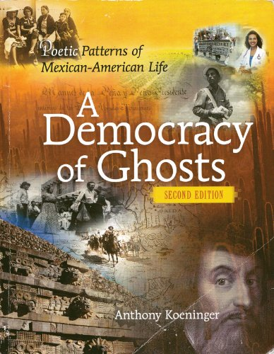 A Democracy of Ghosts by Anthony Koeinger, ISBN: 9780078119521