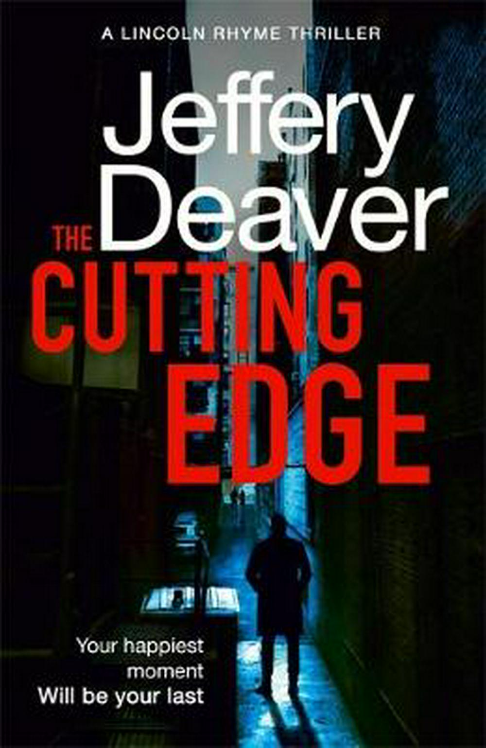 The Cutting EdgeLincoln Rhyme Thrillers