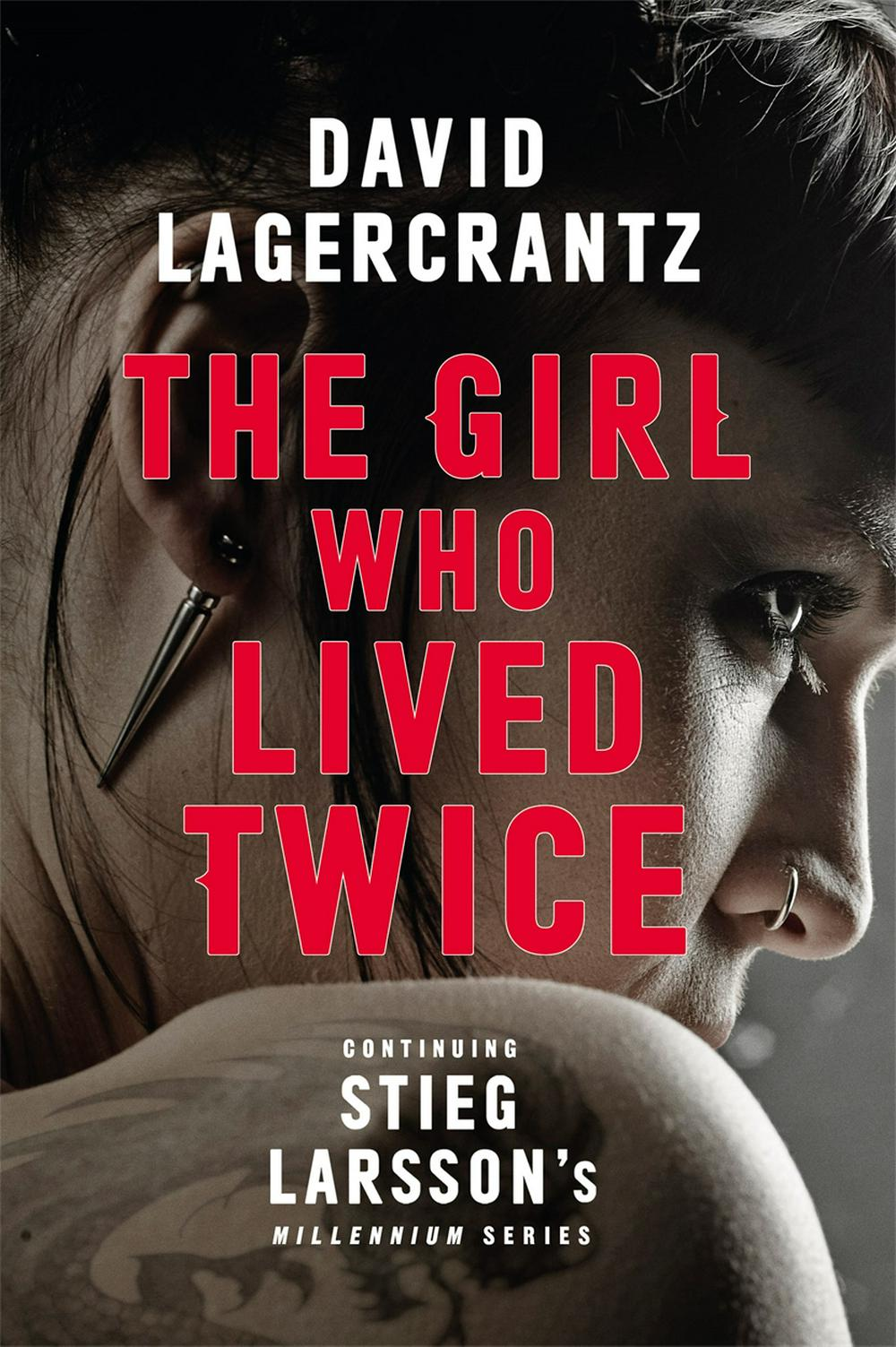 Millennium 6: Continuing Stieg Larsson's Dragon Tattoo series