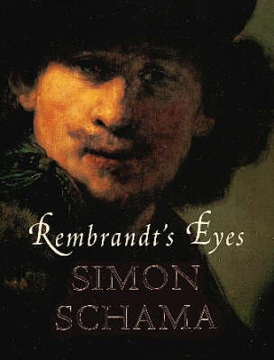Cover Art for Rembrandt's Eyes, ISBN: 9780713993844