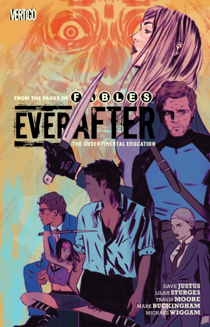 Everafter:: From the Pages of Fables