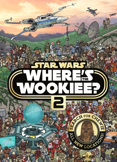 Star Wars Where's the Wookiee? 2 Search and Find Activity Book by Lucasfilm Ltd, ISBN: 9781405284189
