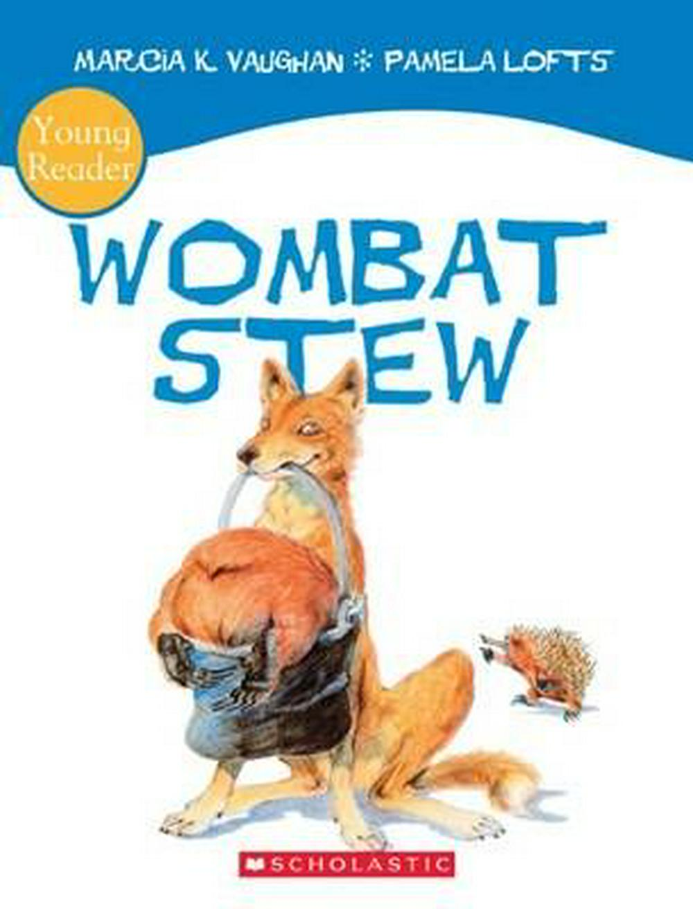 Wombat Stew Unabridged and Redesigned