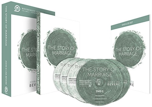 The Story of Marriage Curriculum (BOOK+DVD+CD) by John Bevere, Lisa Bevere (2014) Paperback