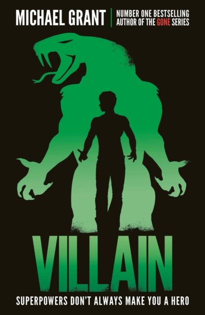 Villain (The Monster Series)