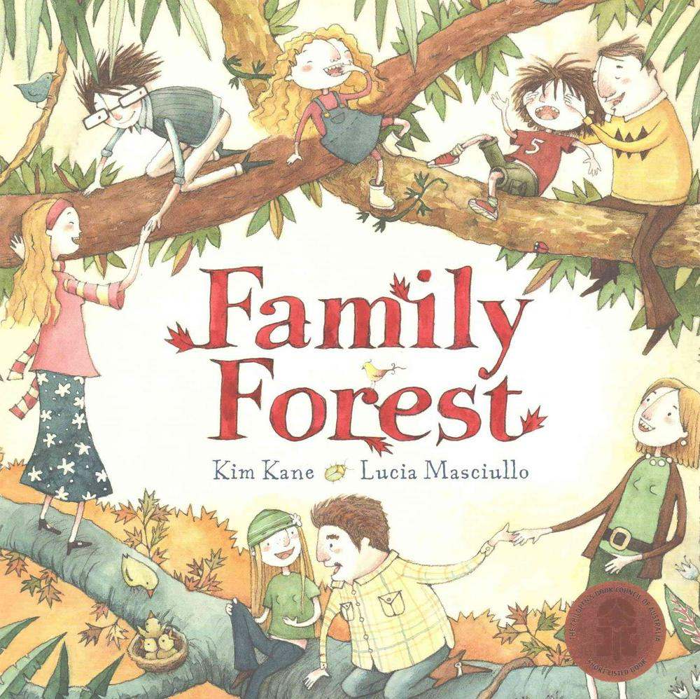 Family Forest by Kim Kane, ISBN: 9781760124878