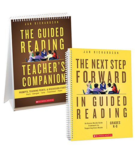 The Next Step Forward in Guided Reading + the Guided Reading Teacher's Companion by Jan Richardson, ISBN: 9781338133806