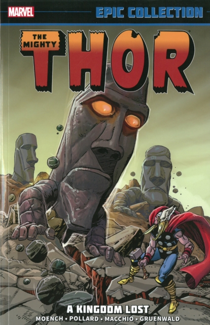 Thor Epic Collection by Charles Vess, ISBN: 9780785188629