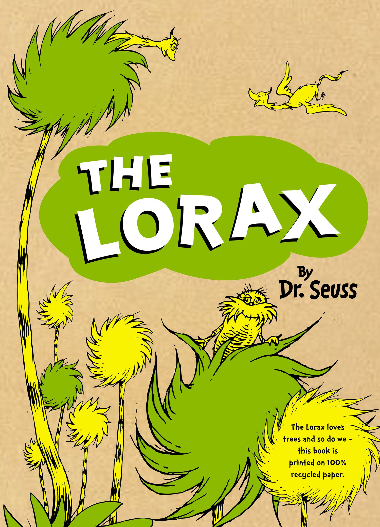 the lorax essay Do not shy away from using ''the lorax'' in your class, no matter the age of your students there is something for everyone in this delightful.