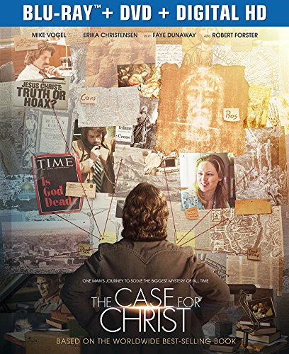 The Case for Christ (Blu-ray + DVD + DIGITAL HD)