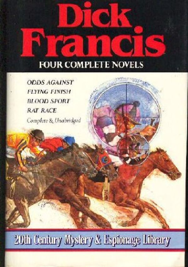page-dick-francis-novels-video