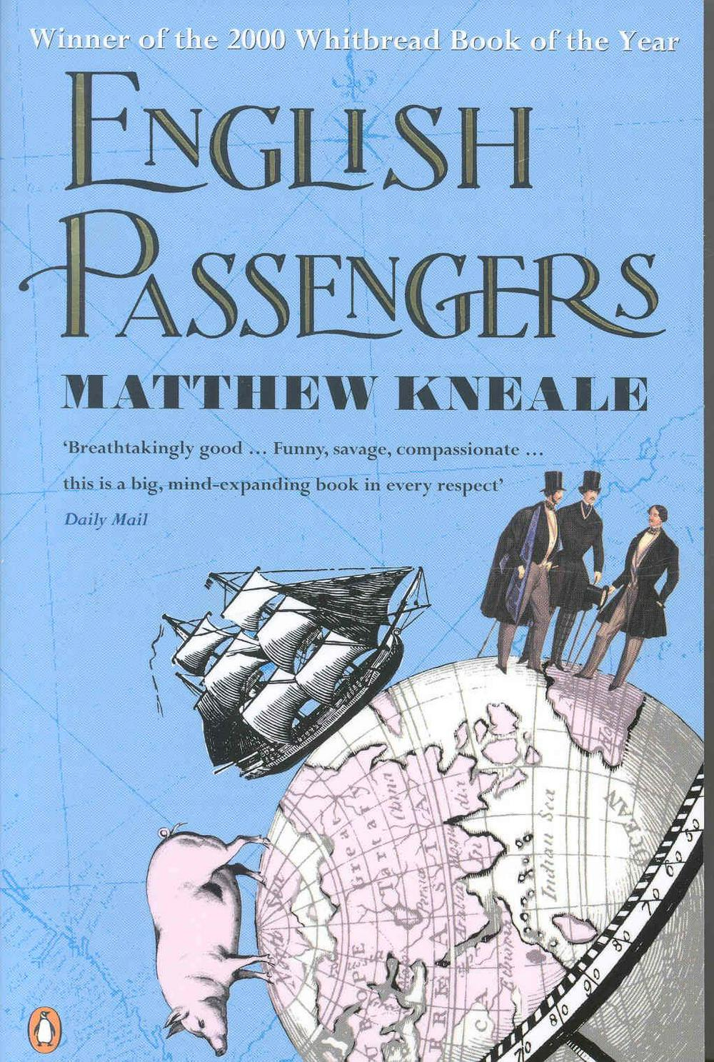 English Passengers by Matthew Kneale, ISBN: 9780140285215
