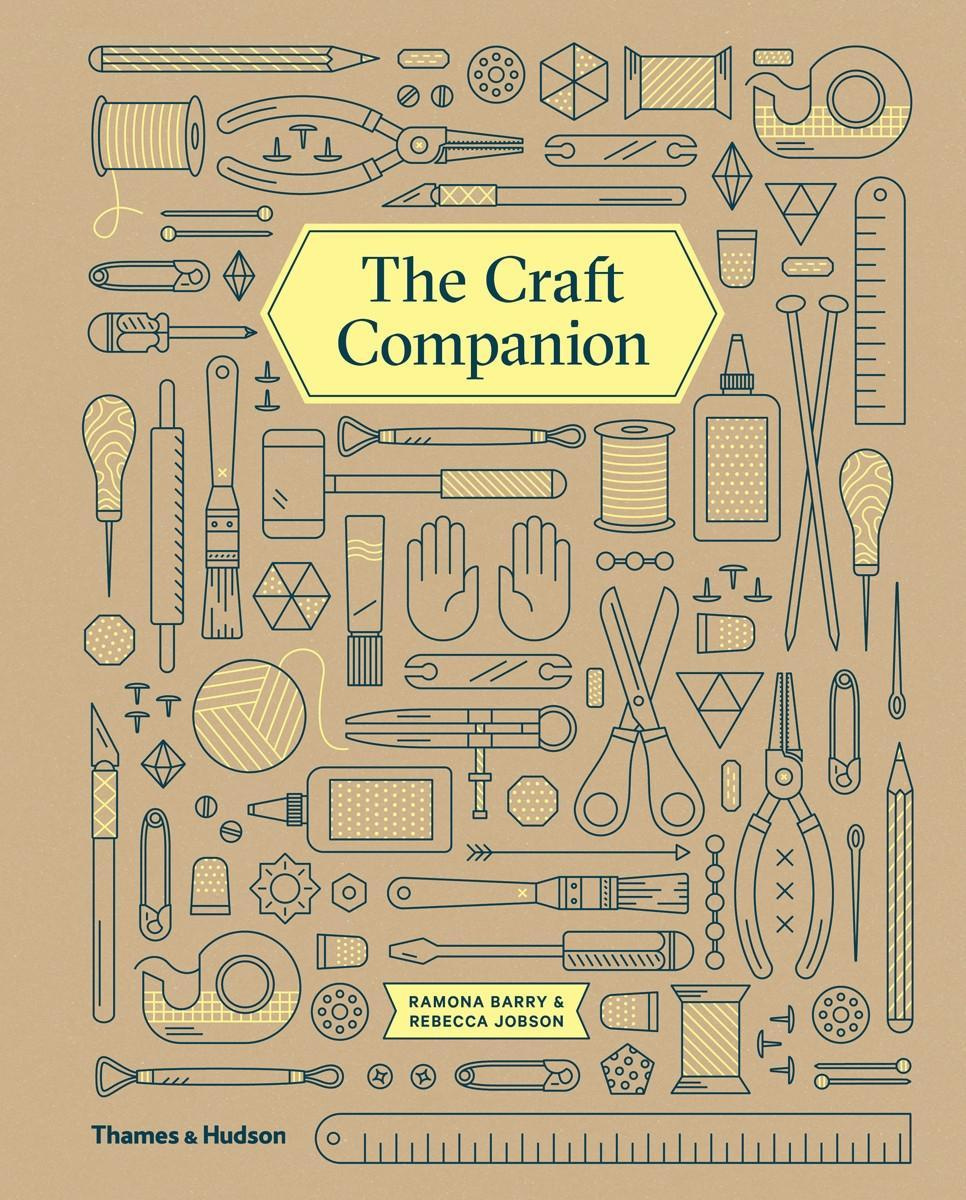 The Craft Companion by Ramona Barry, ISBN: 9780500518922