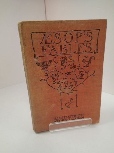 Aesops Fables: Edited and Illustrated with Wood Engravings by Boris Artzybasheff