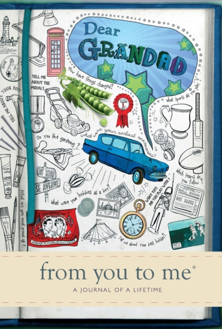 Dear Grandad, from You to Me by Neil Coxon, ISBN: 9781907048470