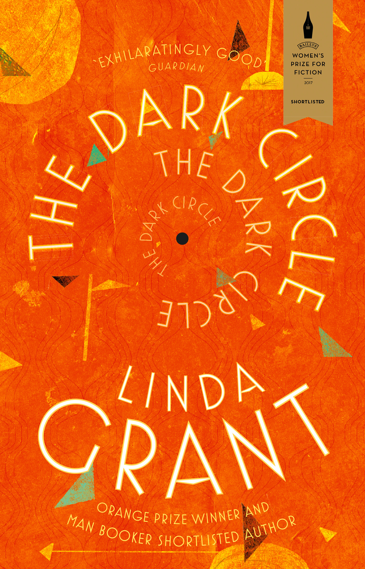 The Dark Circle: Shortlisted for the Baileys Women's Prize for Fiction 2017 by Linda Grant, ISBN: 9780349006789