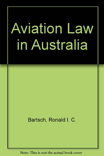 Aviation Law in Australia