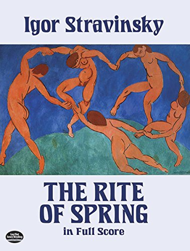 Rite of Spring in Full Score
