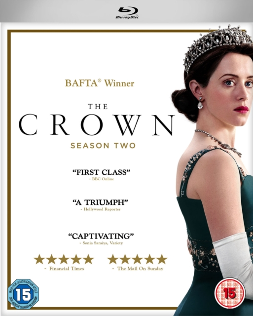 The Crown - Season 2 [Blu-ray] [2018]