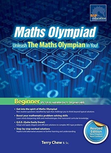 SAP Maths Olympiad Beginner Revised Edition 2015