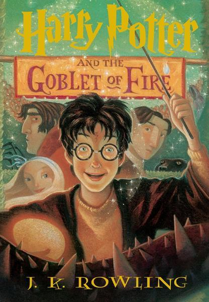 Harry Potter and the Goblet of Fire: 4