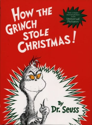 Dr. Seuss Storybooks - How the Grinch Stole Christmas! (Dr.Seuss Classic Collection)
