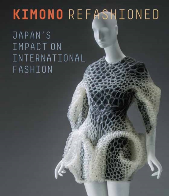 Kimono Refashioned: Japan's Impact on International Fashion