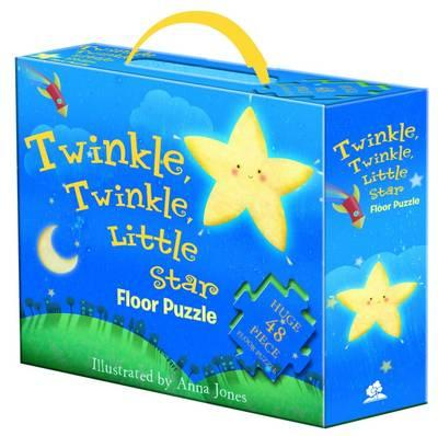 Twinkle Twinkle Little Star Floor Puzzle