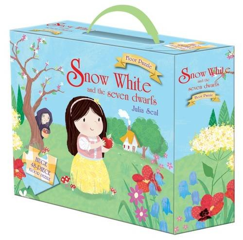 Snow White and the Seven DwarfsHuge 48-Piece Floor Puzzle