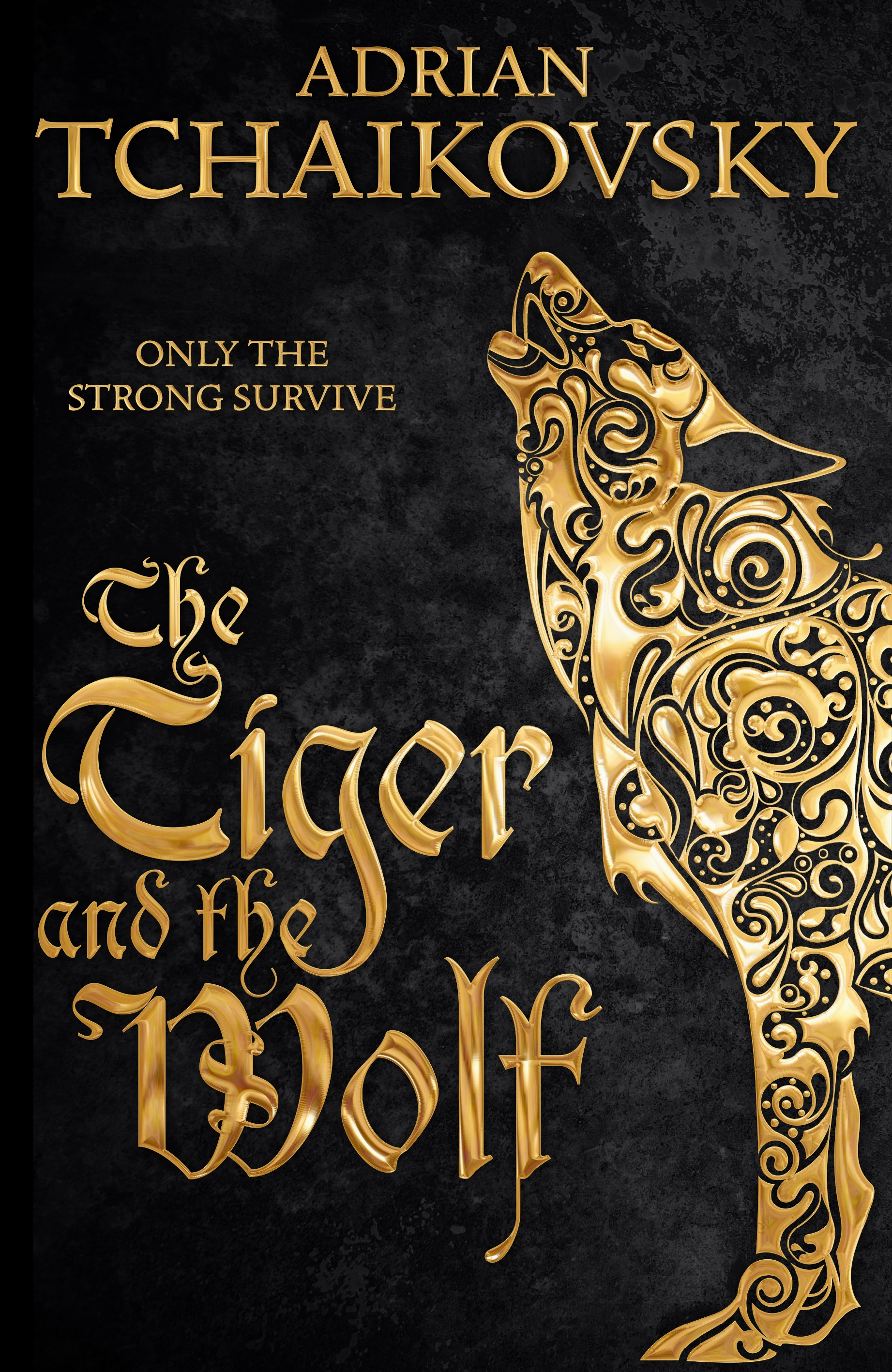 The Tiger and the Wolf (Echoes of the Fall) by Adrian Tchaikovsky, ISBN: 9781447234579