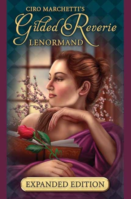 Gilded Reverie Lenormand: Expanded Edition by Ciro Marchetti, ISBN: 9781572818934