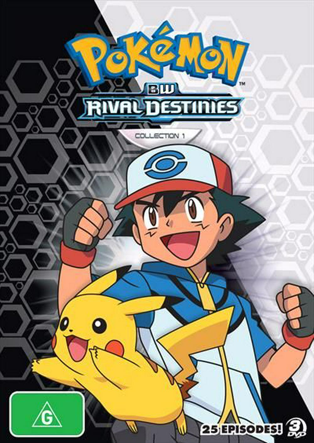 Pokemon - Rival Destinies : Collection 1 by Beyond Home Entertainment, ISBN: 9318500043580