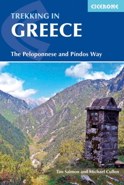 Trekking in Greece: The Peloponnese and Pindhos Way by Tim Salmon, ISBN: 9781852849689