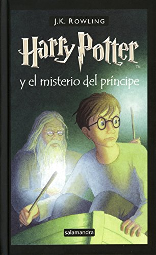 Harry Potter Y El Misterio Del Principe/ Harry Potter and the Half-Blood Prince by J.k, Rowling, ISBN: 9788478889914